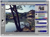 Ecco qui una emulazione di Adobe Photoshop©.