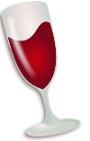WineHQ Icon Wine